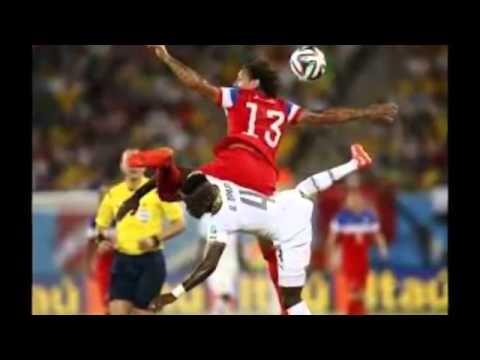 WORLD CUP 2014 USA 2 1 Ghana