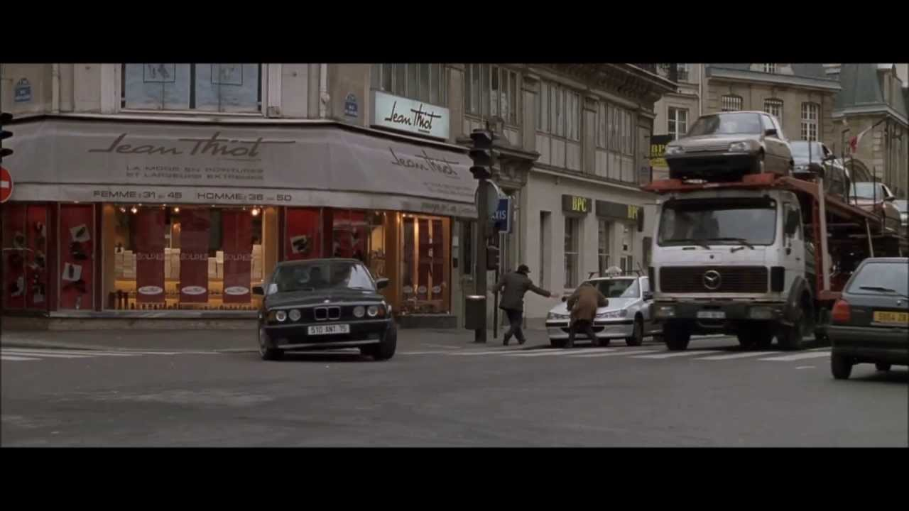 Best Movie Car Chase Scene Ever