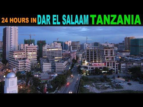 A Tourist's Guide to Dar es Salaam, Tanzania