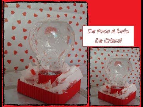 De foco a bola de cristal RECICLADO(14 de febrero) -CariCositas-