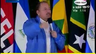 Presidente Ortega asegura que en Nicaragua no existen reos políticos