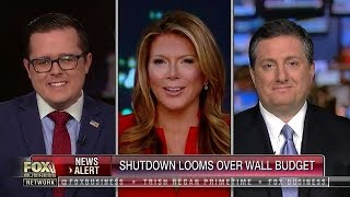 Government Shutdown Looms As Trump Pushes For Border Wall Funding
