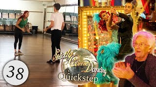 REACTING TO OUR QUICKSTEP!