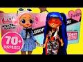 Pack GIGANTE con más de 70 sorpresas ! Muñecas y juguetes con Andre
