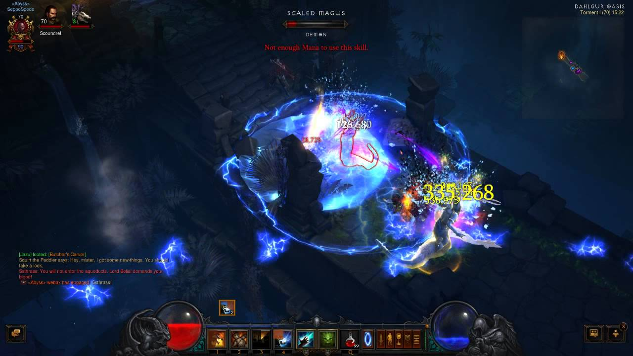 how to get ancient artifact diablo 3