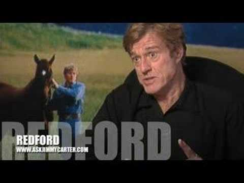 ROBERT REDFORD HORSE WHISPERER INTERVIEW