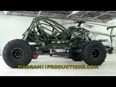 MOMENTUM  THE 1100 HORSEPOWER ROCK BOUNCER