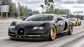 Taking my Mansory Bugatti to LA's Biggest Car Show!