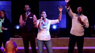 """Holy (Donnie McClurkin Version)"" w/Extended Praise - Kenneth Reese"