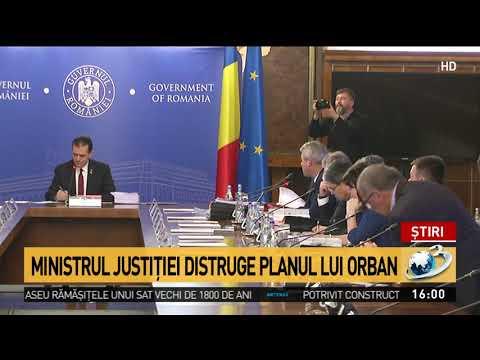 Cătălin Predoiu l-a contrat pe Ludovic Orban în sedința de Guvern: Avem o problemă din punct de