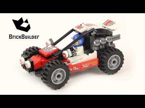 Lego City 60145 Buggy - Lego Speed Build