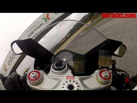 Aprilia RSV4 R 2013 il test di Motociclismo
