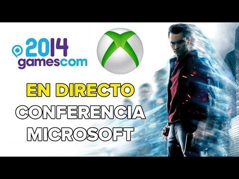 Gamescom 2014: Conferencia de Microsoft en directo - 12 de agosto a las 14:00