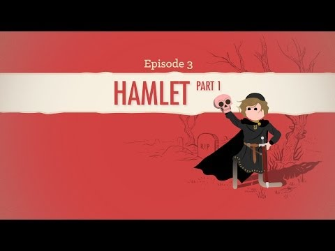 Ghosts, Murder, and More Murder - Hamlet Part I: Crash Course Literature 203