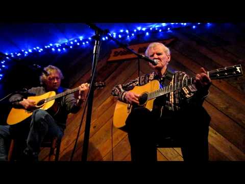 Doc Watson - Deep River Blues - The Down Home Johnson City TN 12-30-2009