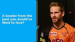 25 questions with Kane Williamson