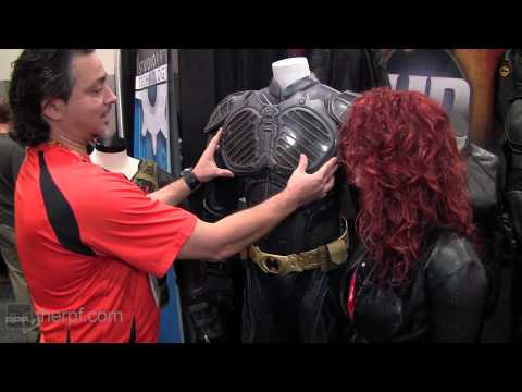 UD Replicas The Dark Knight Rises Leather Suits