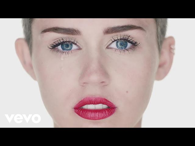 Miley Cyrus - Wrecking Ball (Official Video) thumbnail