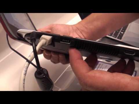 Samsung Series 3 305U1 11.6 Zoll Ultra-Thin mit AMD Fusion APU im Hands-on auf der IFA 2011