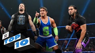 Top 10 Friday Night SmackDown moments: WWE Top 10, October 25, 2019