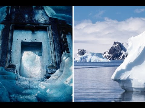The Lost City of Antarctica: Massive Civilisation Exists Beneath Mile of Ice