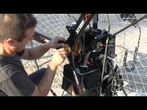 Paracell Product Electric Paramotor