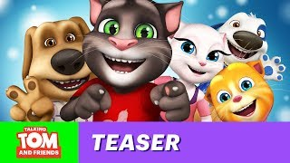Talking Tom and Friends - Great Episodes Ahead! (Teaser)