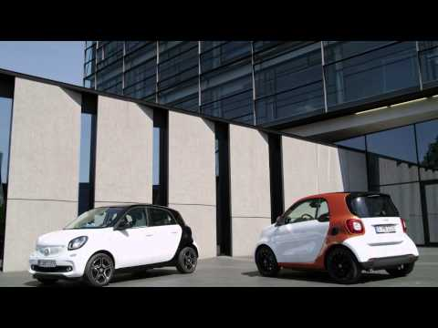 mb 140716 smart fortwo forfour design driving