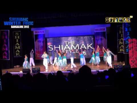 Jaane Kisne - Shiamak Style - Kormangala - Shiamak Winter Funk...