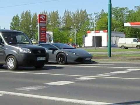 Lamborghini Murcielago LP640 W Poznaniu