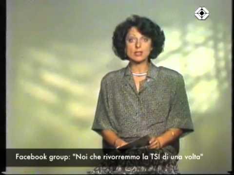 Sequenza  RTSI(Radio Televisione della Svizzera Italiana)  1980  Scaccia pensieri