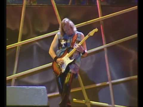 Adrian Smith Guitar God pt 1