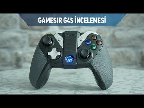 GameSir G4s Kablosuz Gamepad İncelemesi