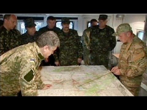 Ukrainian president ends ceasefire