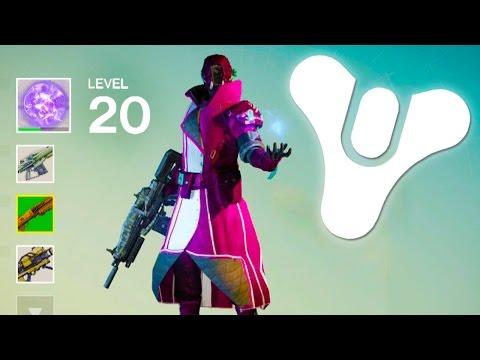 Destiny LEGENDARY Level 20 EPIC Crucible PVP Multiplayer Gameplay!!! (Destiny Gameplay)