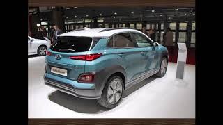 Hyundai Kona EV | All-electric crossover