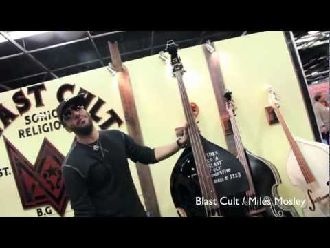 Blast Cult / Miles Mosley / NAMM Show / Vintage & RareTV