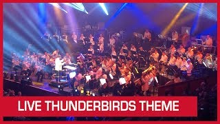 Thunderbirds Theme Tune played at the Royal Albert Hall | Space Spectacular