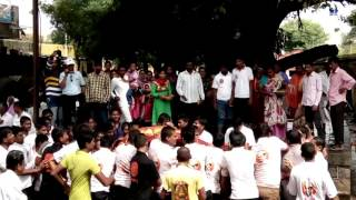 Tulja bhavani Palkhi #Burhanangar