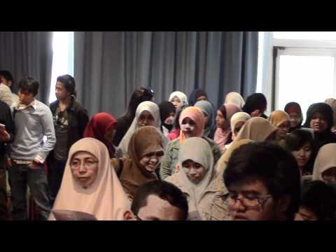 Freedom (maher Zain)  Aqsa Syarif Europe Tour , Toulon France video
