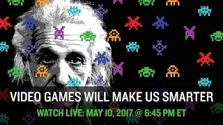 LIVE DEBATE: Video Games Will Make Us Smarter