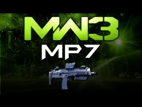 MW3 Online  - MP7 Kill Confirmed Rampage