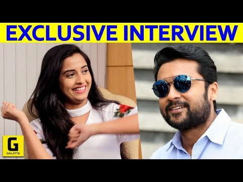 Suriya Is The Reason I Did This: Arthana Binu's Statement | Kadai Kutty Singam | Karthi | Sayyeshaa