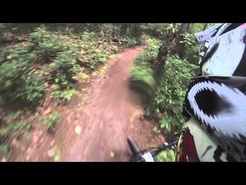 GoPro Camden County College MTB trail ride 2