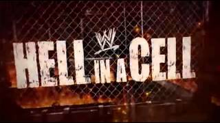2013 Hell In A Cell Theme