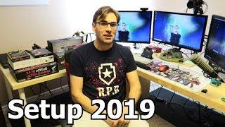 Meu Novo PC e Espaço de Streaming e Gravação | Setup BRKsEDU 2019