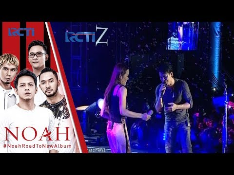 download lagu Noah - Ariel Feat Sheryl Menunggu Mu 16 September gratis
