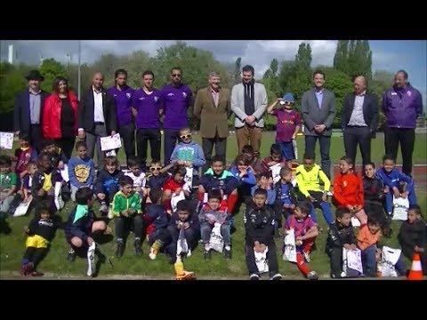 Jeugd voetbalstage Sporting Club Vilvoorde 2de editie 2014
