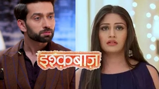 SHOCKING : Nakuul Mehta Aka Shivaay REFUSED to do a scene with Surbhi Chandna in Ishqbaaz