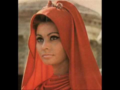 Sophia Loren....An Italian Beauty Video